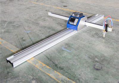 Топла продажба евтини цена JX-1325 CNC плазма машина / портал CNC плазма машина за сечење 43A / 63A / 100A / 160A / 200A