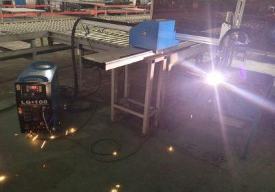 Кина метал ниска цена CNC плазма машина за сечење, CNC плазма секачи за продажба