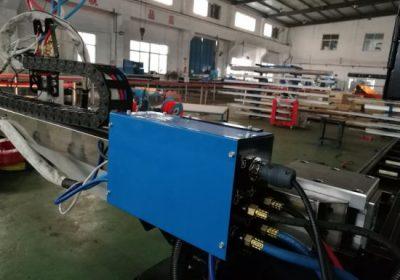 Gantry CNC гас плазма сечење машина цена