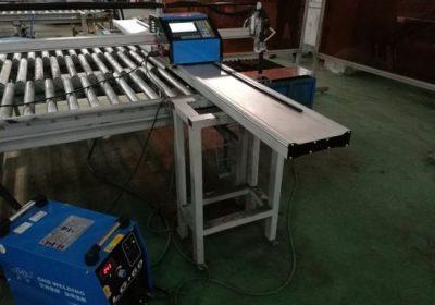 Хоби 1500 * 3000mm цевка CNC плазма машина за сечење