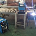 Gantry тип CNC плазма сечење и плазма машина за сечење, челични плоча за сечење и дупчење машини фабрика цена