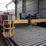 Европски квалитет CNC плазма и пламен машина за сечење / плазма CNC машина за сечење за метал